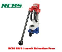 RCBS RWB Summit Single Stage Limited Edition Red / White / BlueReloading Press