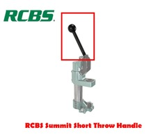 RCBS Short Throw Handle For RCBS Summit Reloading Press