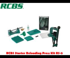 RCBS Starter Special 5 Reloading Press Kit RS-5