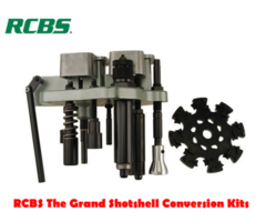 RCBS The Grand Shotshell Press Conversion Kit