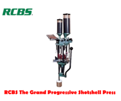 RCBS The Grand Shotshell Reloading Press