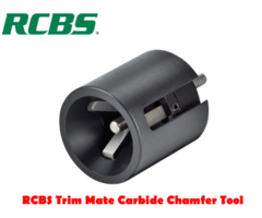 RCBS Trim Mate Carbide Chamfer Tool
