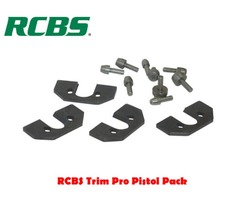 RCBS Trim Pro Pistol Pack – 90361