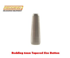 Redding 6mm Tapered Size Button