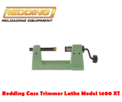 Redding Case Trimmer Lathe Model 1400 XT