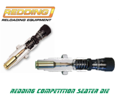 Redding Competition Bullet Seating Reloading Die