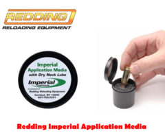 Redding Imperial Application Media with Drying Neck Lube