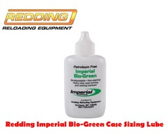 Redding Imperial Bio-Green Case Sizing Lube