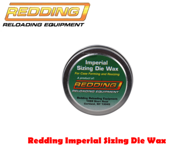 redding full length sizing die instructions