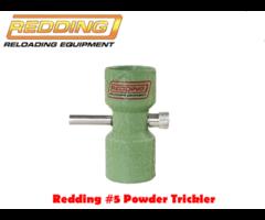 Redding Reloading #5 Powder Trickler