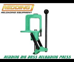 Redding Reloading Big Boss 2 Rifle Reloading Press