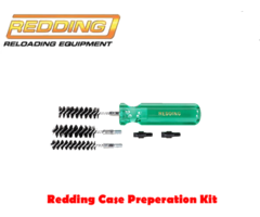 Redding Reloading Case Preperation Kit No: 18 For All Calibers