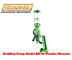 Redding Reloading Competition Model BR-30 Powder Measure / Powder Thrower