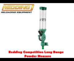 Redding Reloading Competition Reloading LR 1000 Long Range Powder Measure / Powder Thrower