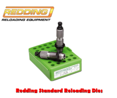 Redding Standard Reloading Die Set