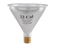Satern Aluminium Static Free Funnel