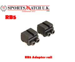 Sportsmatch RB5 Adapter Rail