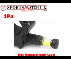 Sportsmatch SP4 Side Mounted Spirit Level