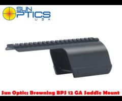 Sun Optics Browning BPS 12 Ga Shotgun Saddle Scope Mount