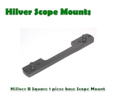 Tasco Hillver BSquare 1 piece Scope Mount Base