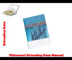 Vihtavuori Reloading Data Manual 4th Edition