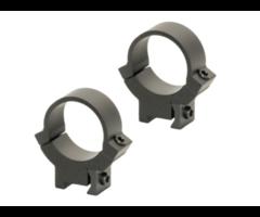 Warne 1 inch All Steel 7.3 / .22 Scope Rings