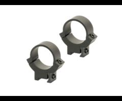 Warne 30mm All Steel 7.3 / .22 Rimfire Scope Rings