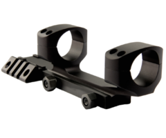 Warne Ramp 1 Piece Tactical Platform 34mm Scope Mount with 2x 45 Degree Rails