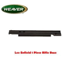 Weaver Lee Enfield British 303 Rifle Base TO-1