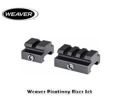 Weaver Picatinny Riser Set