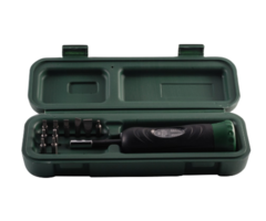 Weaver Torque Wrench with 10 Bits & Case