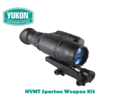 Yukon Advanced Optics NVMT 3×42 Spartan Weapon Kit