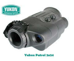 Yukon Patrol 2×24 Gen 1 Night Vision Monocular