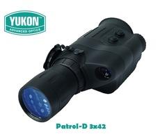 Yukon Patrol-D 3×42 Gen 1 Night Vision Monocular