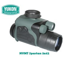 Yukon Spartan NVMT 3×42 Night Vision Monocular