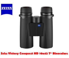 Zeiss Conquest HD 10×42 Hunting Binoculars