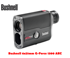 Bushnell 6x21mm G-Force 1300 Laser Range Finder ARC