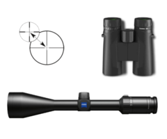 Zeiss Terra Hunting Package – Zeiss Riflescope 4-12×50 + Zeiss Binoculars ED 8×42
