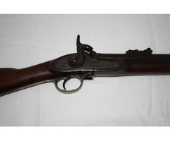 Enfield P53 Three Band French Contract .577