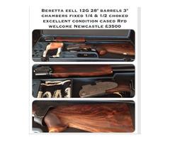 Beretta 12 bore