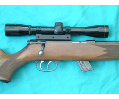 Krico Bolt Action (Complete Outfit) .22 Long Rifle