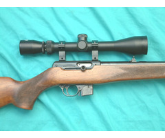 CZ Mod 511 (Complete Outfit( .22 Long Rifle