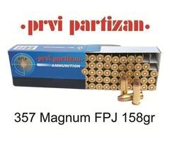 .357 MAGNUM FPJ - 158 Gr CODE A339   -  £21.95 per 50