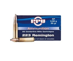 .223 REM SP 55 Gr CODEA132 - OR - .223 FMJ BT 55 Gr CODE A188