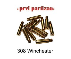 308 Winchester PPU Brass Cases Pack 100 Product Code: C020