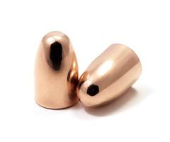 9mm Round Nose 123 grains (500)