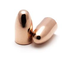 9mm Round Nose 145 grains (500)