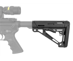 Hogue Collapsible Mil-Spec Buttstock