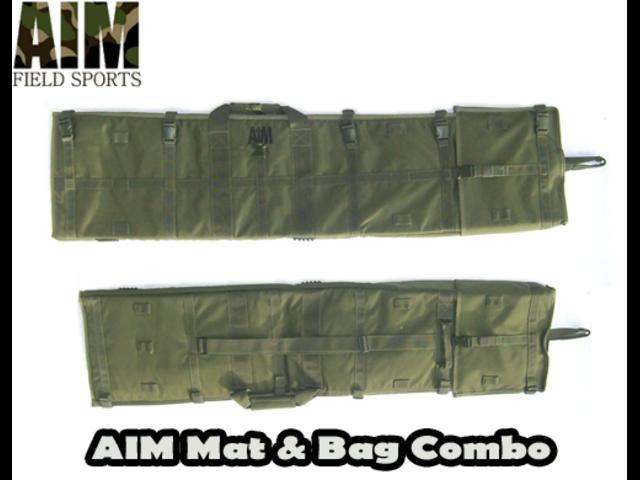 For Aim Shooting Mat And Gun Case Combo Gungle Www Uk