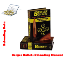 Berger Bullets Reloading Manual Handbook